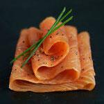 Salmone Scozzese Affumicato fetta lunga