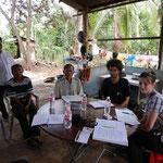 Entretien dans la province de Battambang