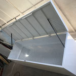 Contenedor de fibra de vidrio