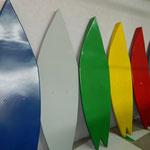 """""""Tablas de Surf"""" Fibra de Vidrio"""