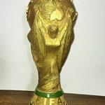 """""""Copa del mundo"""" Resina sólida"""
