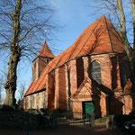 Kirche Sankt Catharinen in der Ortsmitte