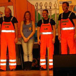 Maennerballettturnier Inden-Altdorf 2012  Platz 1