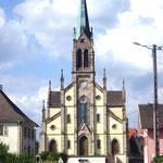 Eglise de Ballersdorf