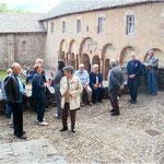 Voyage Rodez - Conques du 28/04/2011