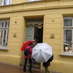 Das Kinderliteraturhaus in Lübeck, Heimat der Bücherpiraten und der Geschichtenfischer.