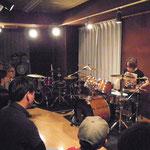 TOSHI NAGAI ドラムクリニック