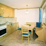 Beispiel Küchenbereich Studio Südseite