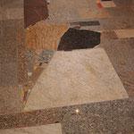 Mosaik Steinboden