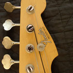 Headstock with 1964 Logo