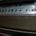 1970 Ampeg Blue Line SVT (mint condition)