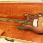 Fender 1964 Precision Bass, 100% original S/N L37050