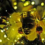 Vagalume - barocke Performance mit Lichtkostümen