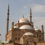 Alabastermoschee, Kairo