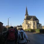 Eglise de Juvincourt