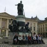 Monument à Louis xv Place Royale