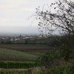 Vue sur Villers-Marmery