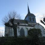 Eglise de Pogny