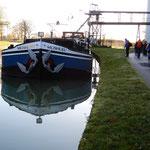 Le canal de l'Aisne à la Marne