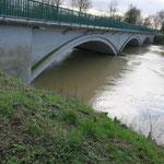 La Marne à Pogny