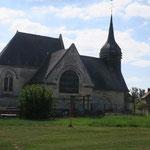 Eglise d'Andelain