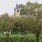 Clocher de Neuville-sur-Ailette