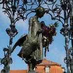 «Das Gänseliesel» [A rapariga dos gansos] - Göttingen