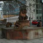 «Fonte dos ursos» [Bärenbrunnen] - Berlim – Mitte