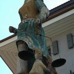 «Statue de la Justice» - Lausanne