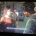Erste Begegnung mit Ellie
