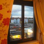 グランドホテルハルム|窓はしっかりとした三層窓で、寒さも音もシャットアウト