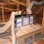 アルデ換気システム| 天井設置