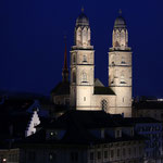 Zürich, Grossmünster