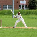 Cricket Buechholz am 4. Mai 2014