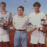 Florian Meyer & Rafael Nadal