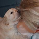 Miss Lila mit Chiara