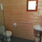 La salle d' eau