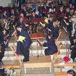 Abgang von der Bühne des erfolgreichen Dirigenten für den Aasener Musikverein, Edin Pasalic