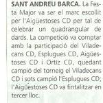 Diari de Sant Andreu de la Barca