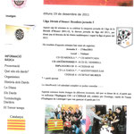 5ª Jornada temporada 2011/2012