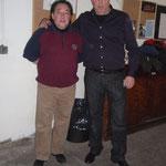 Luis y Domingo