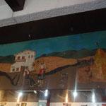 Detalles de un mural