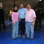 Loli, Padilla y Limon tripleta mixta 3º de catalunya