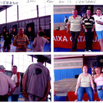 Chaves,Limon,Domingo,Pepi y Isabel representacion del Esplugues C.D