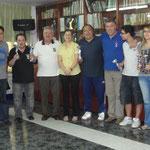 Campeon C.D.LaSolana.2ºclasificado EspluguesC.D.3ºclasificado Caretas Esplugues.4ºclasificado C.D.Volcan
