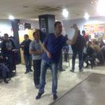 Raul Invernon campeon del Open