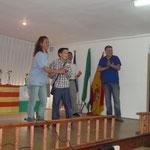 Dani subcampeon del trofeo del socio Jeronimo aprende