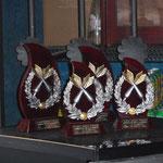 Los trofeos
