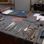Restaurierung und Ergänzung einer Metallpfeife