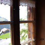 Aus dem Wohnzimmerfenster